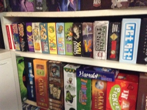 Game Shelf